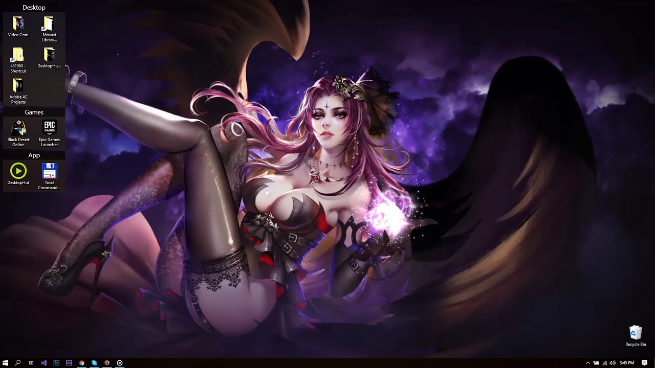 1280x720 - League Of Angels HD Wallpapers 18