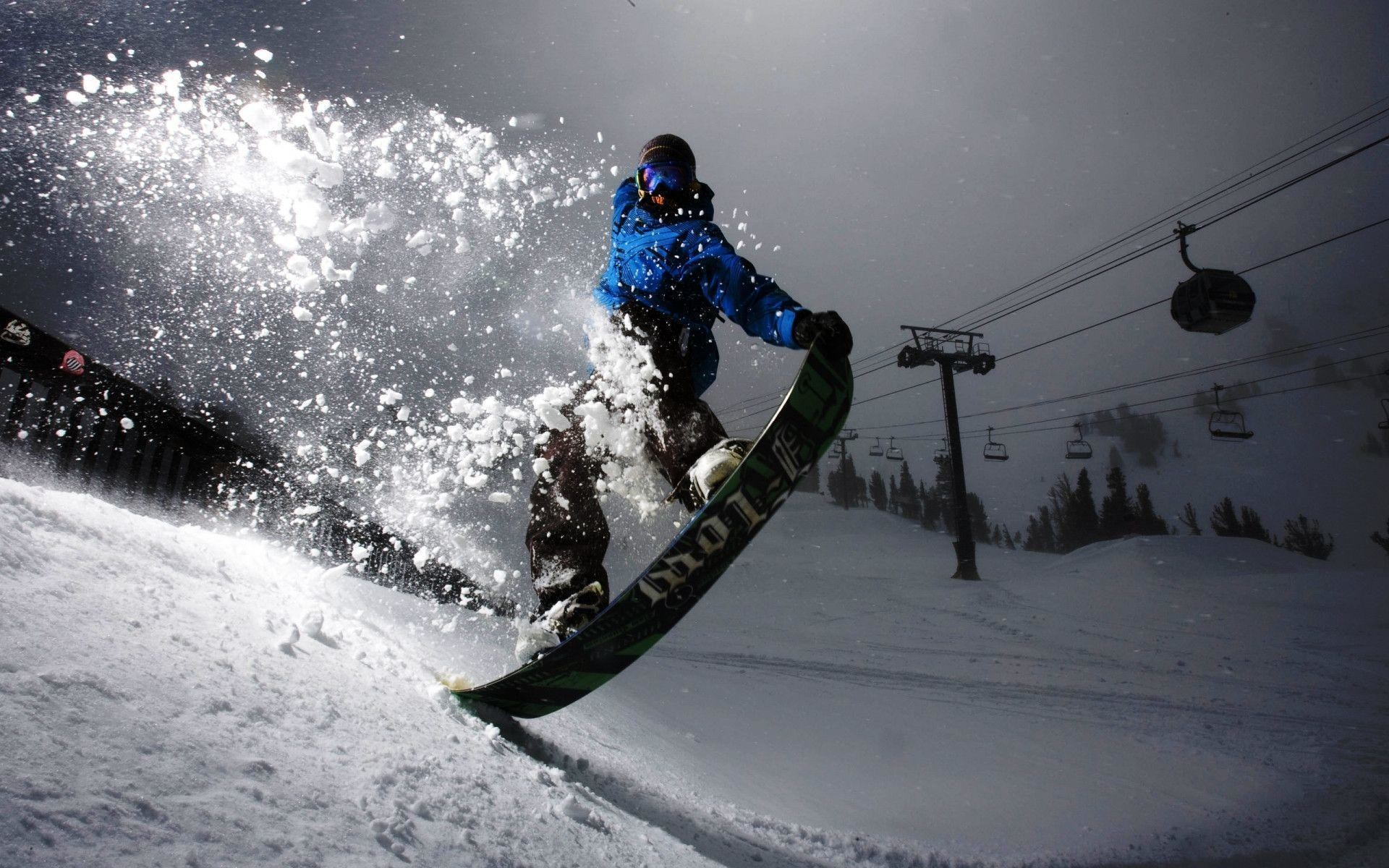 1920x1200 - Snowboarding Wallpapers 26