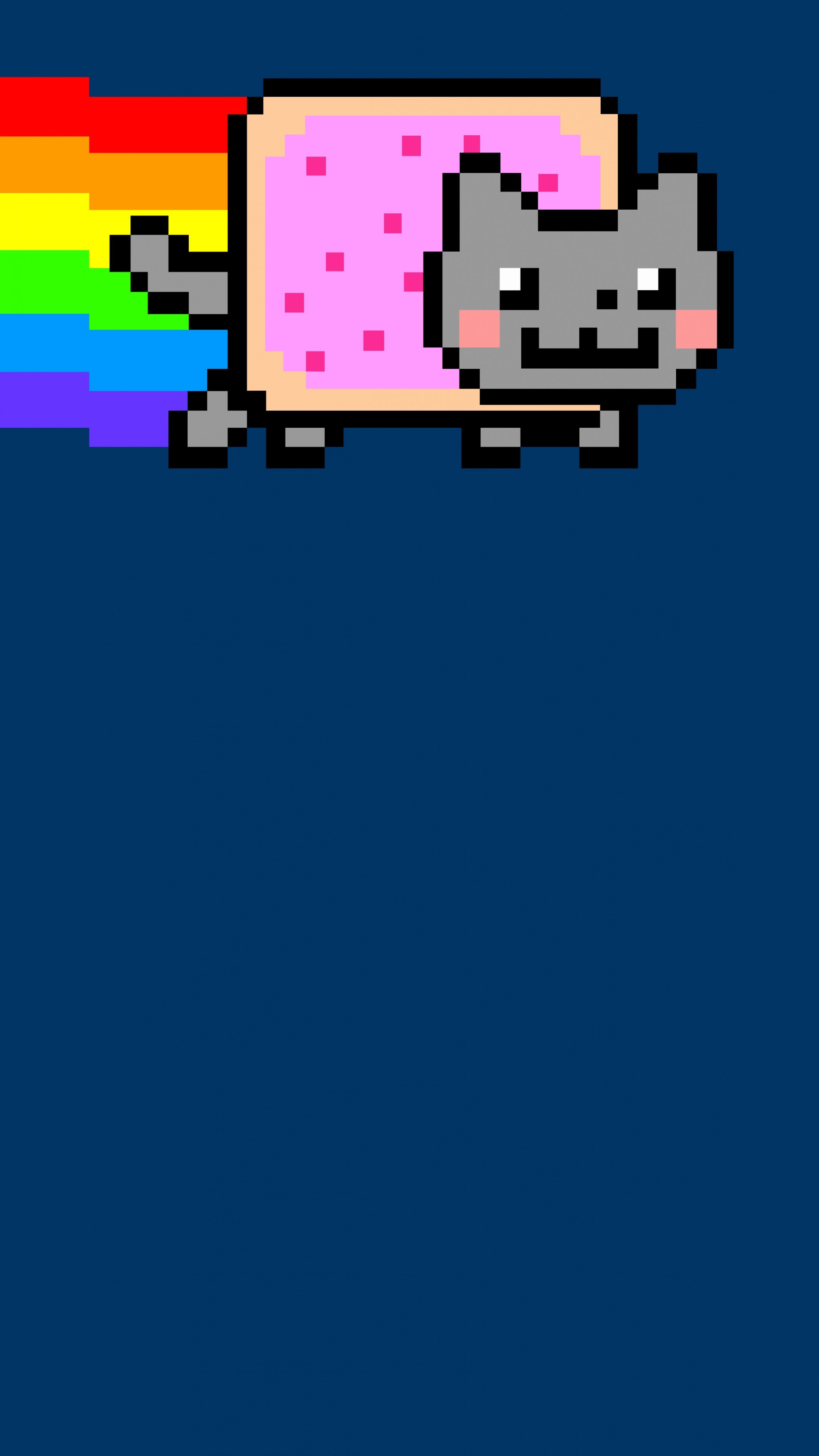 2160x3840 - Nyan Cat iPhone 25