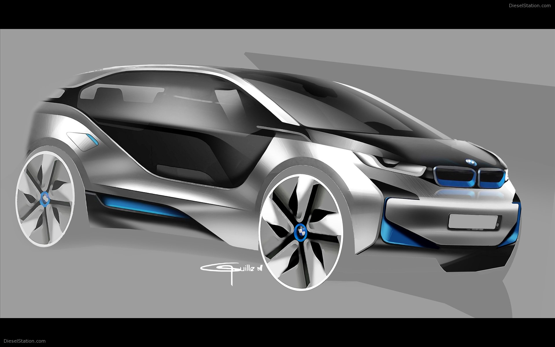 1920x1200 - BMW i3 Concept Wallpapers 21