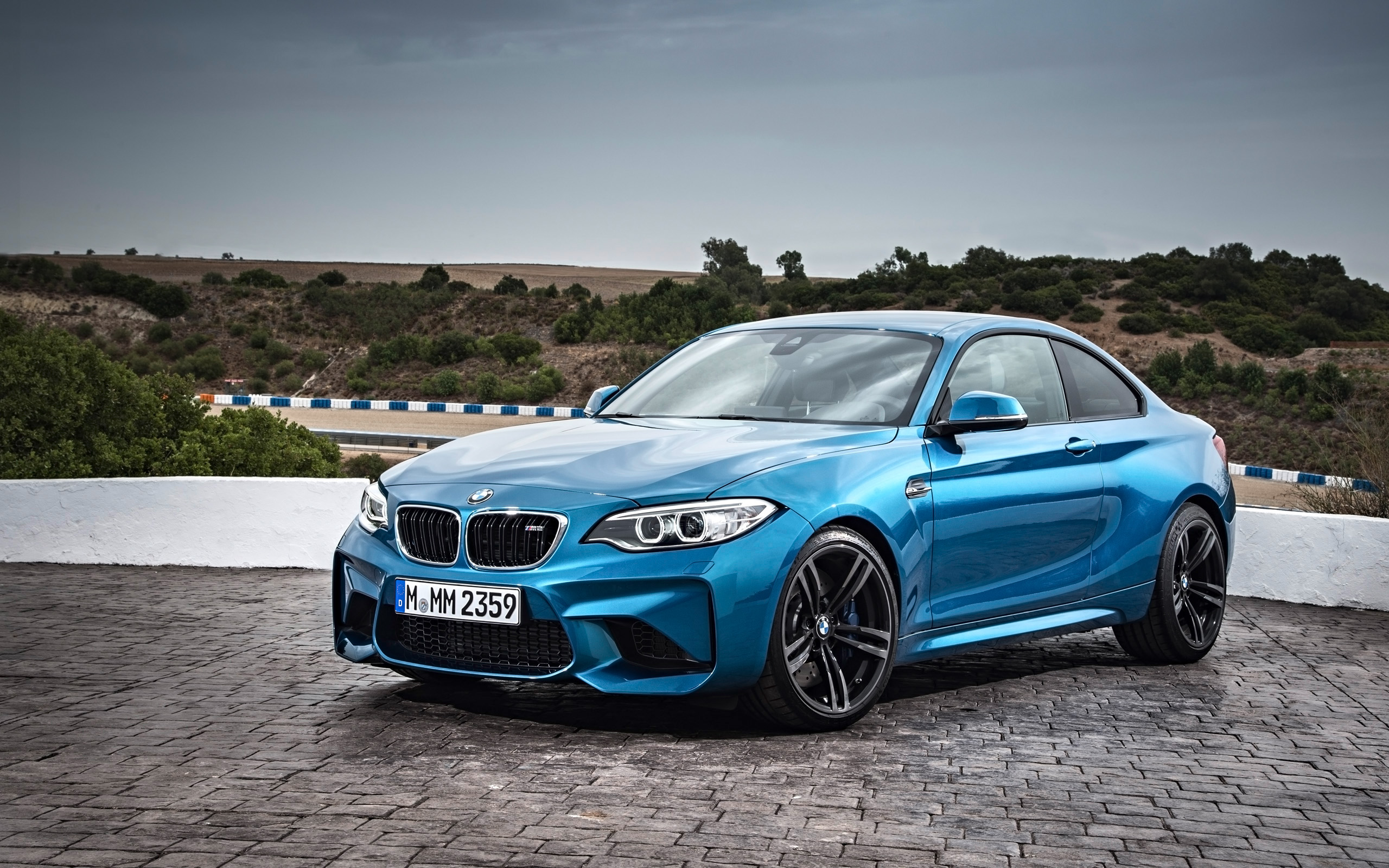 2560x1600 - BMW M2 Coupe Wallpapers 3