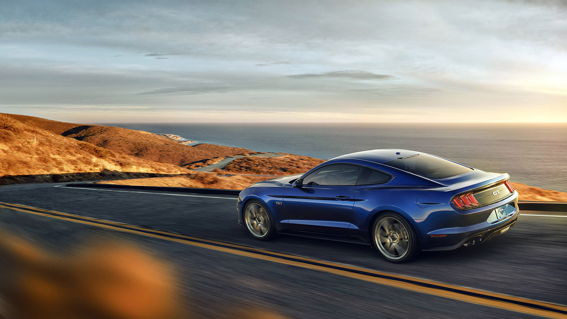 1920x1080 - Ford Mustang GT Wallpapers 10