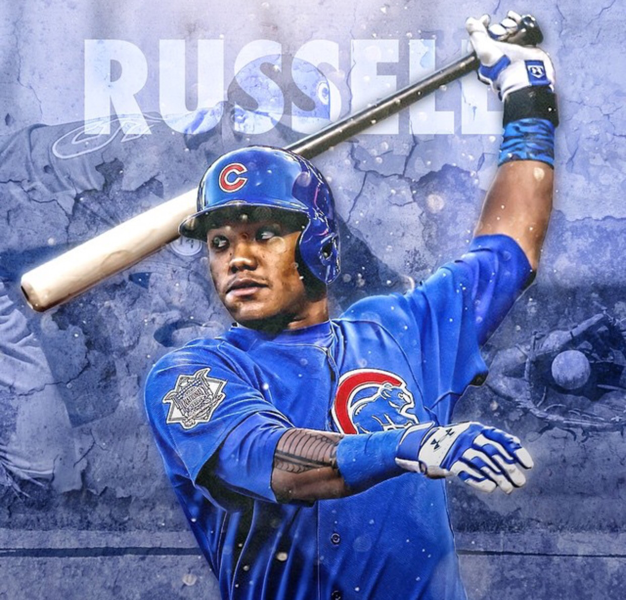 1242x1190 - Addison Russell Wallpapers 2