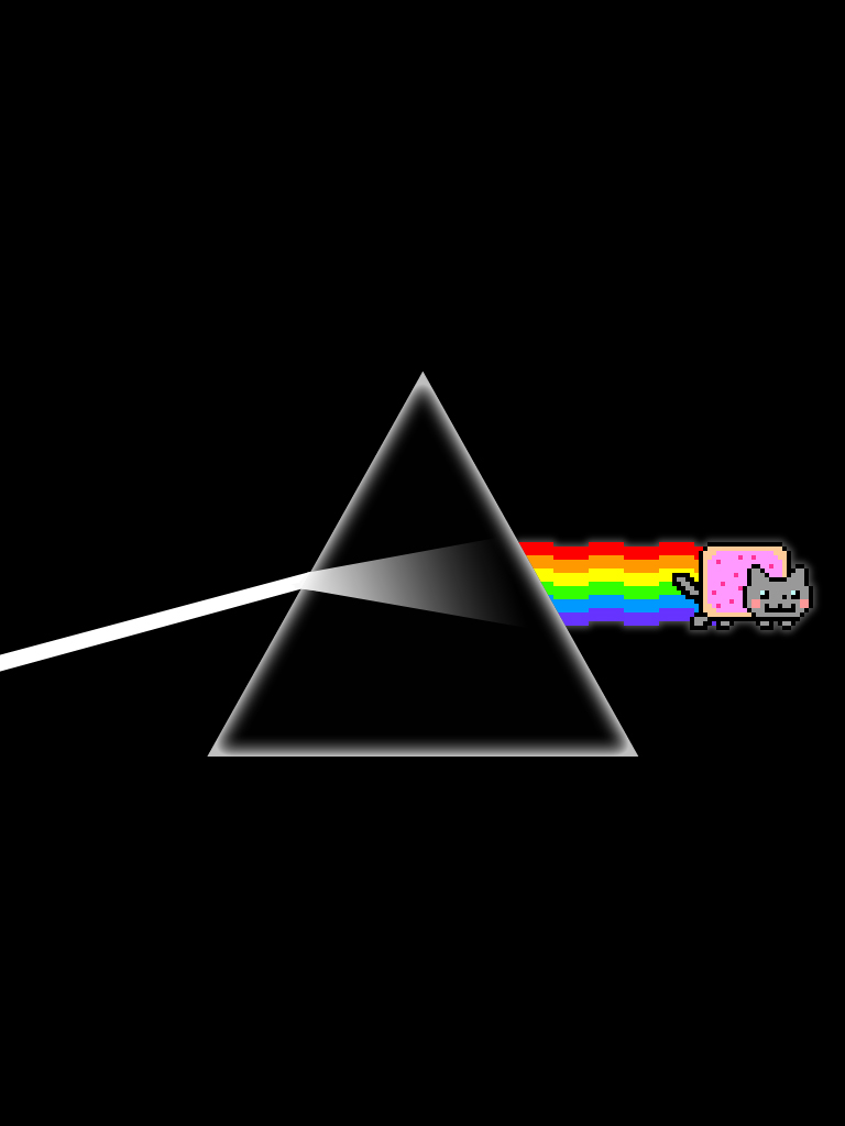 768x1024 - Nyan Cat iPhone 6