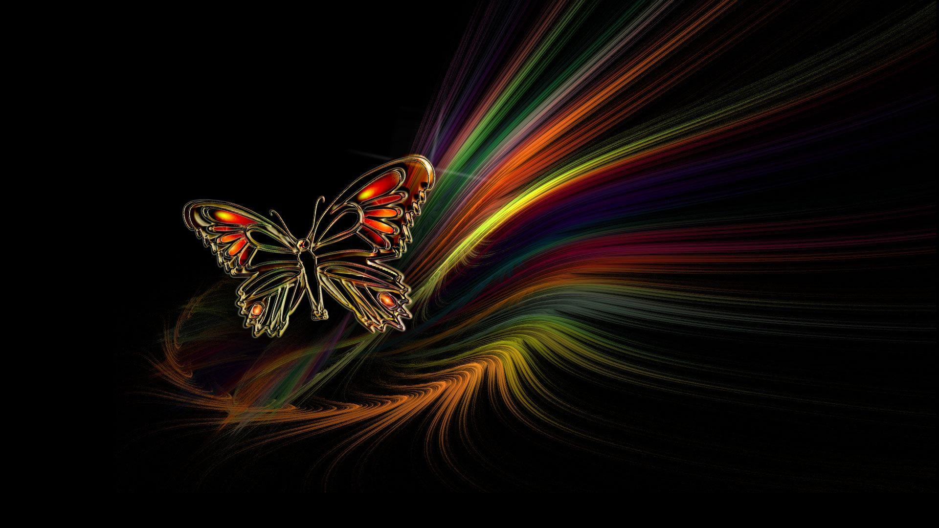 1920x1080 - Pretty Butterfly Backgrounds 11