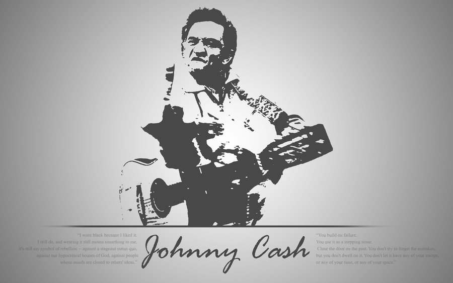 Johnny Cash Wallpapers 31 Images Dodowallpaper