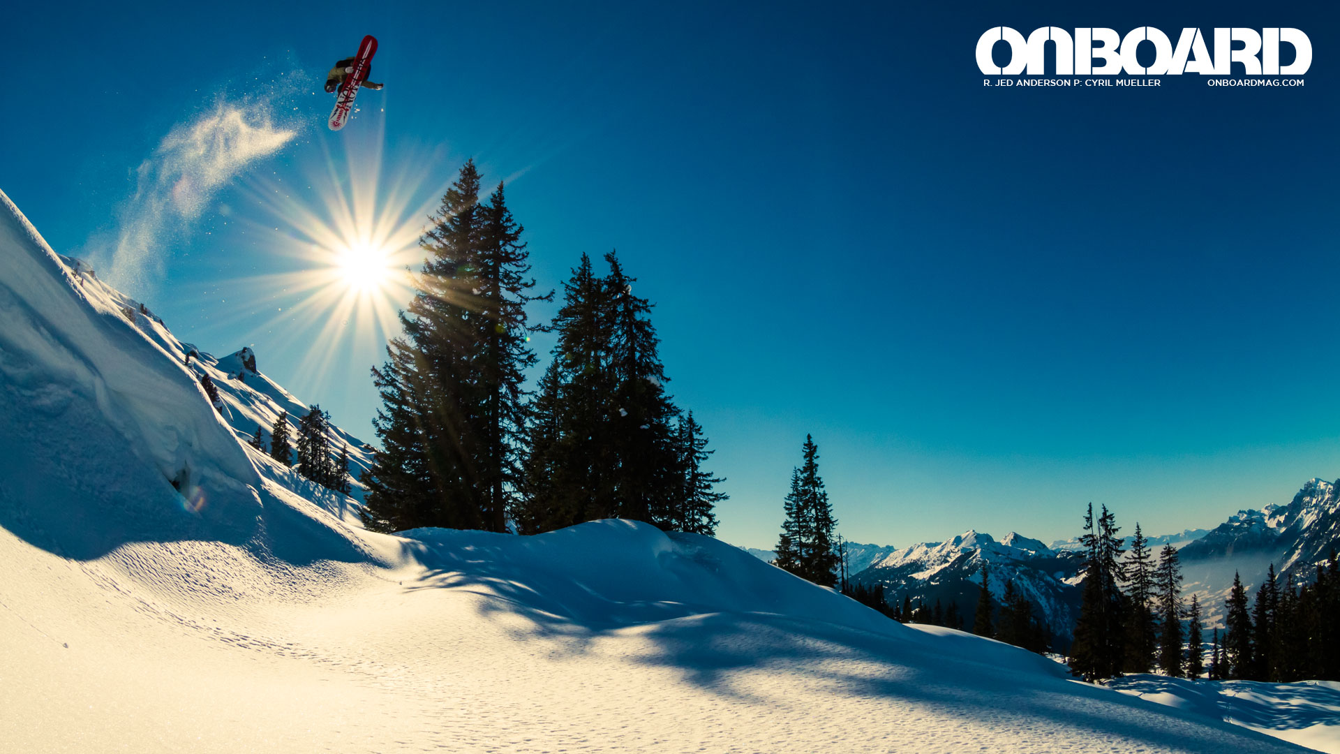 1920x1080 - Snowboarding Wallpapers 22