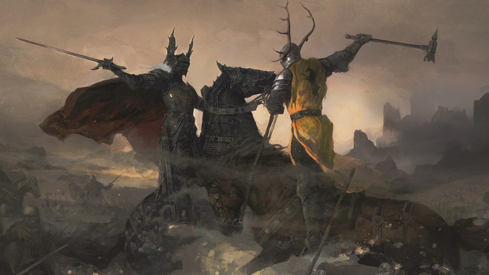 A Song Of Ice And Fire Wallpapers - DodoWallpaper