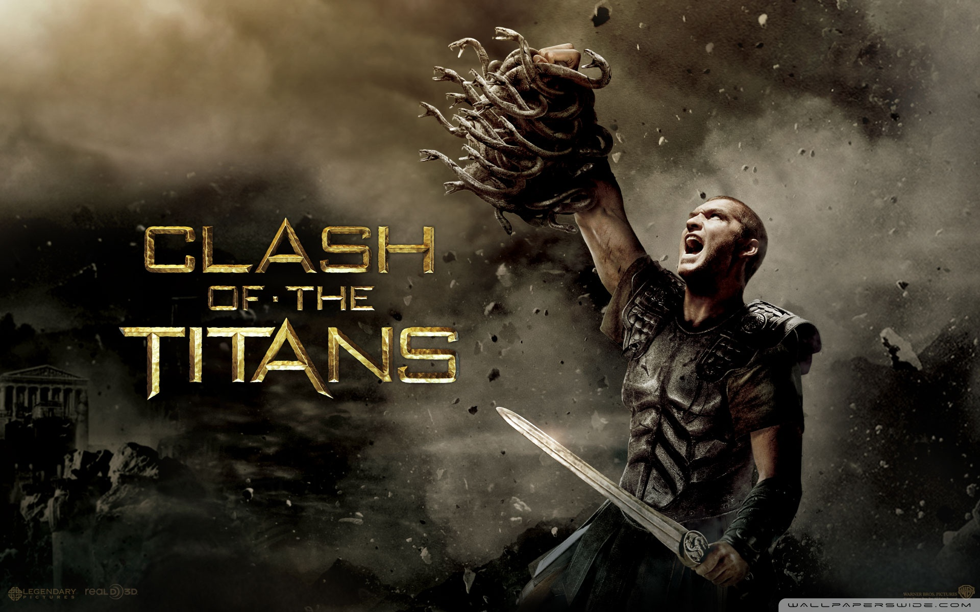 1920x1200 - Clash Of The Titans (2010) Wallpapers 34