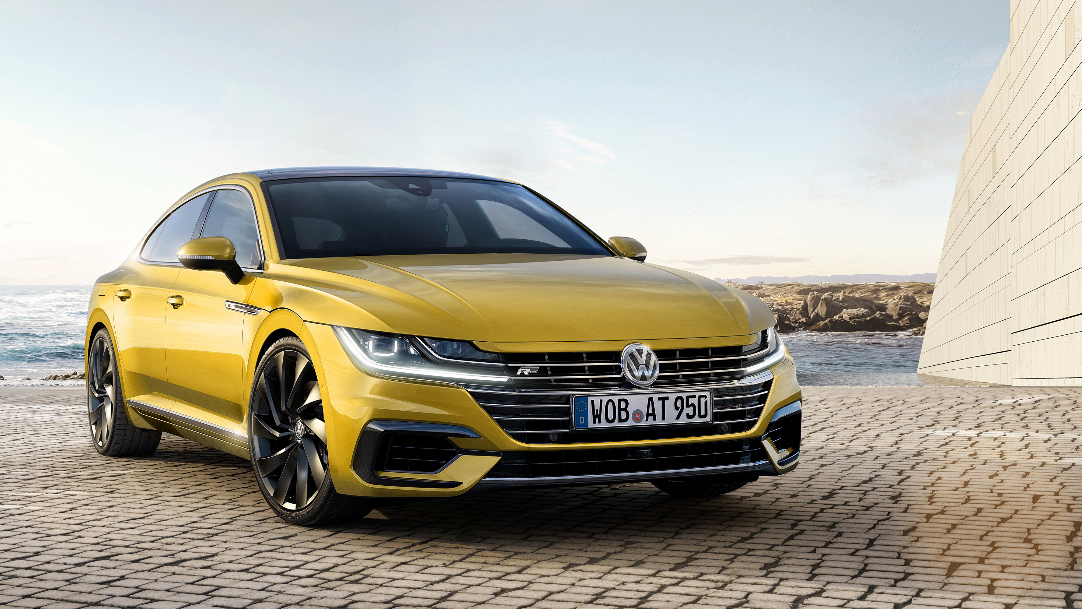3556x2000 - Volkswagen Arteon Wallpapers 4