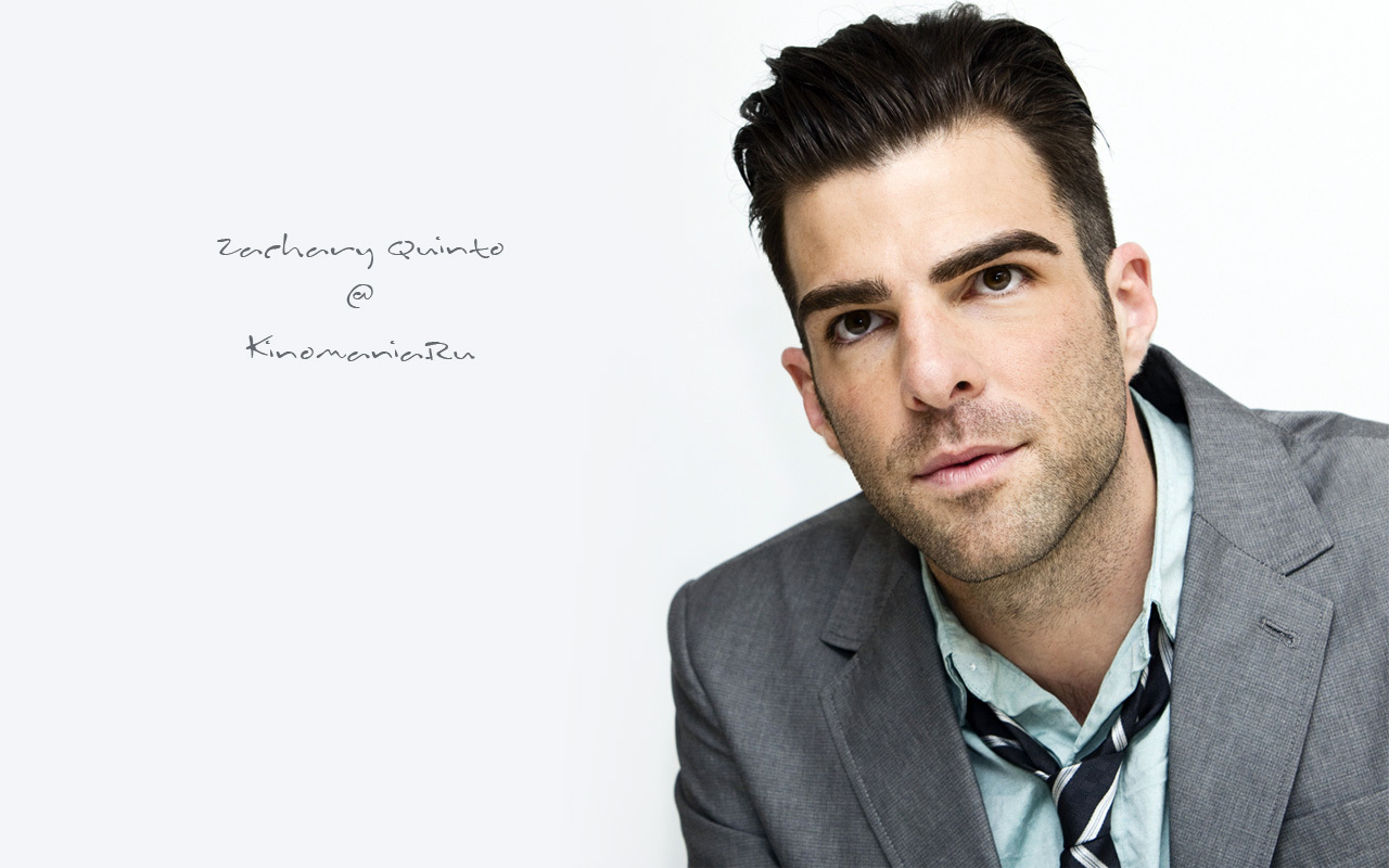 1280x800 - Zachary Quinto Wallpapers 22