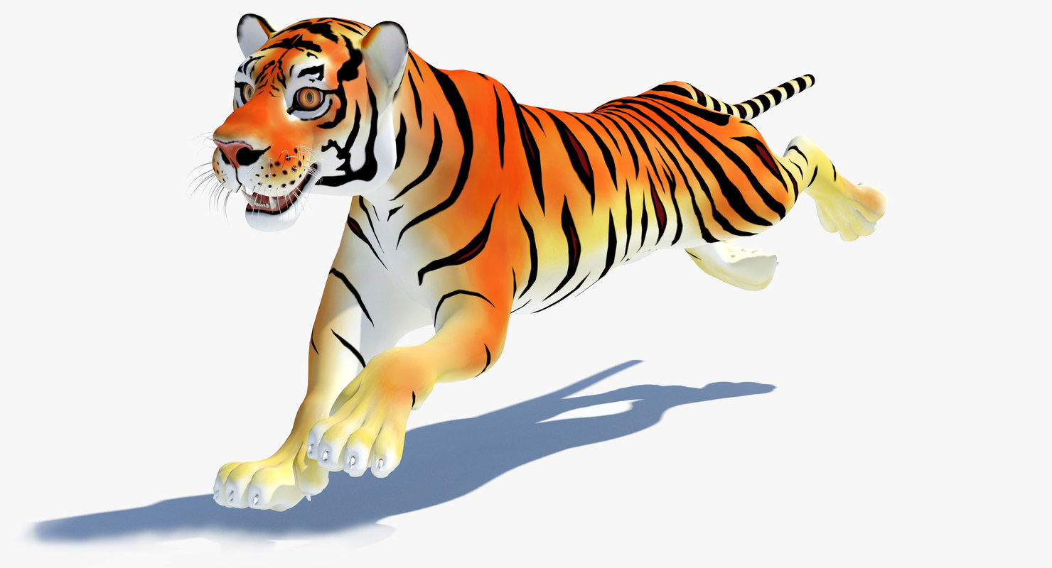 1480x800 - Animated Tiger 14