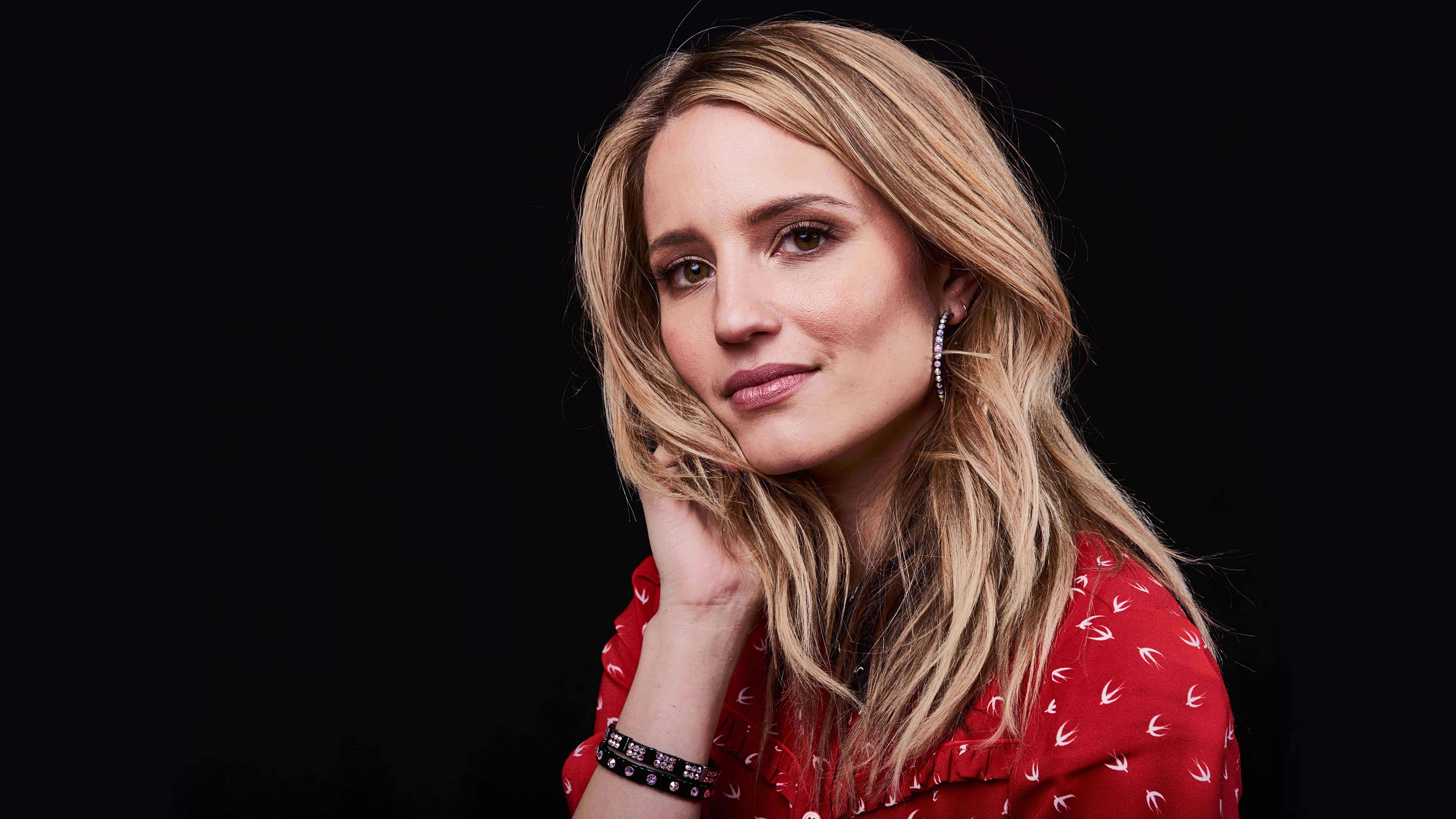 7680x4320 - Dianna Agron Wallpapers 26