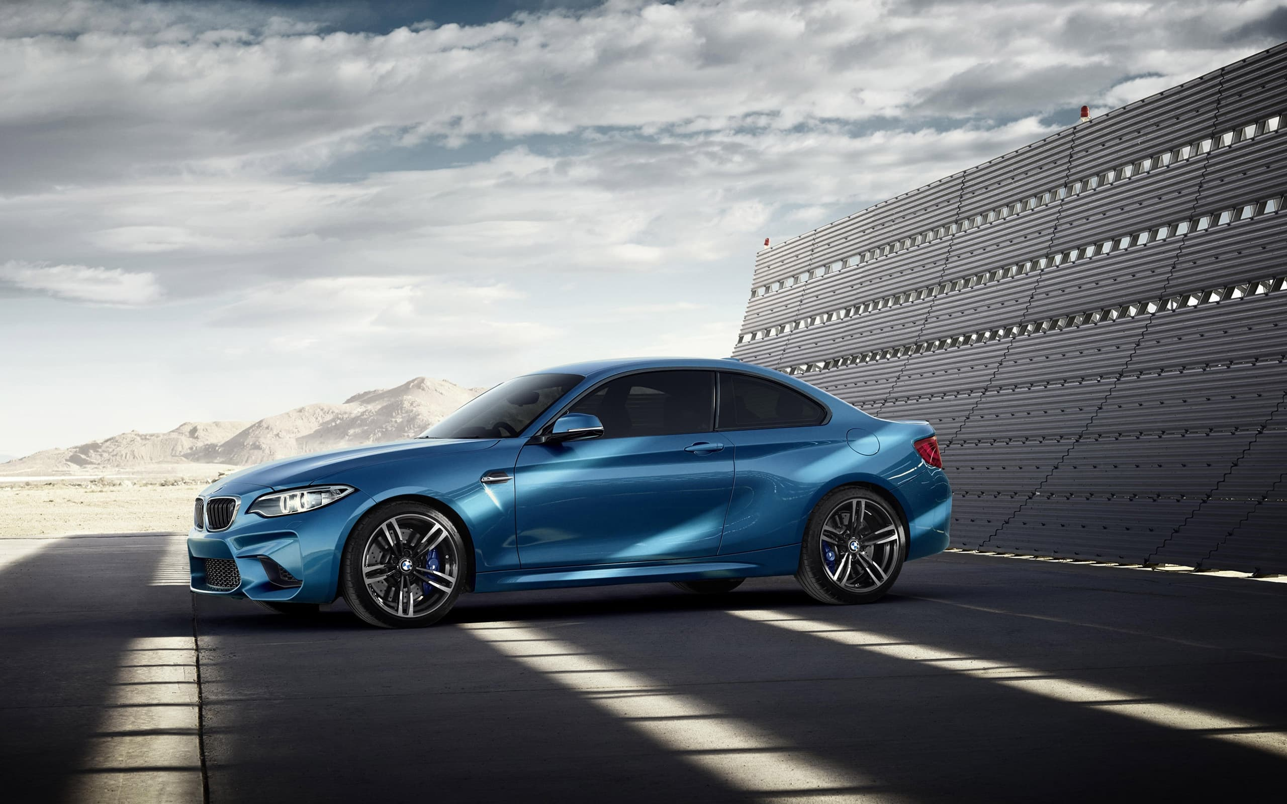 2560x1600 - BMW M2 Coupe Wallpapers 10