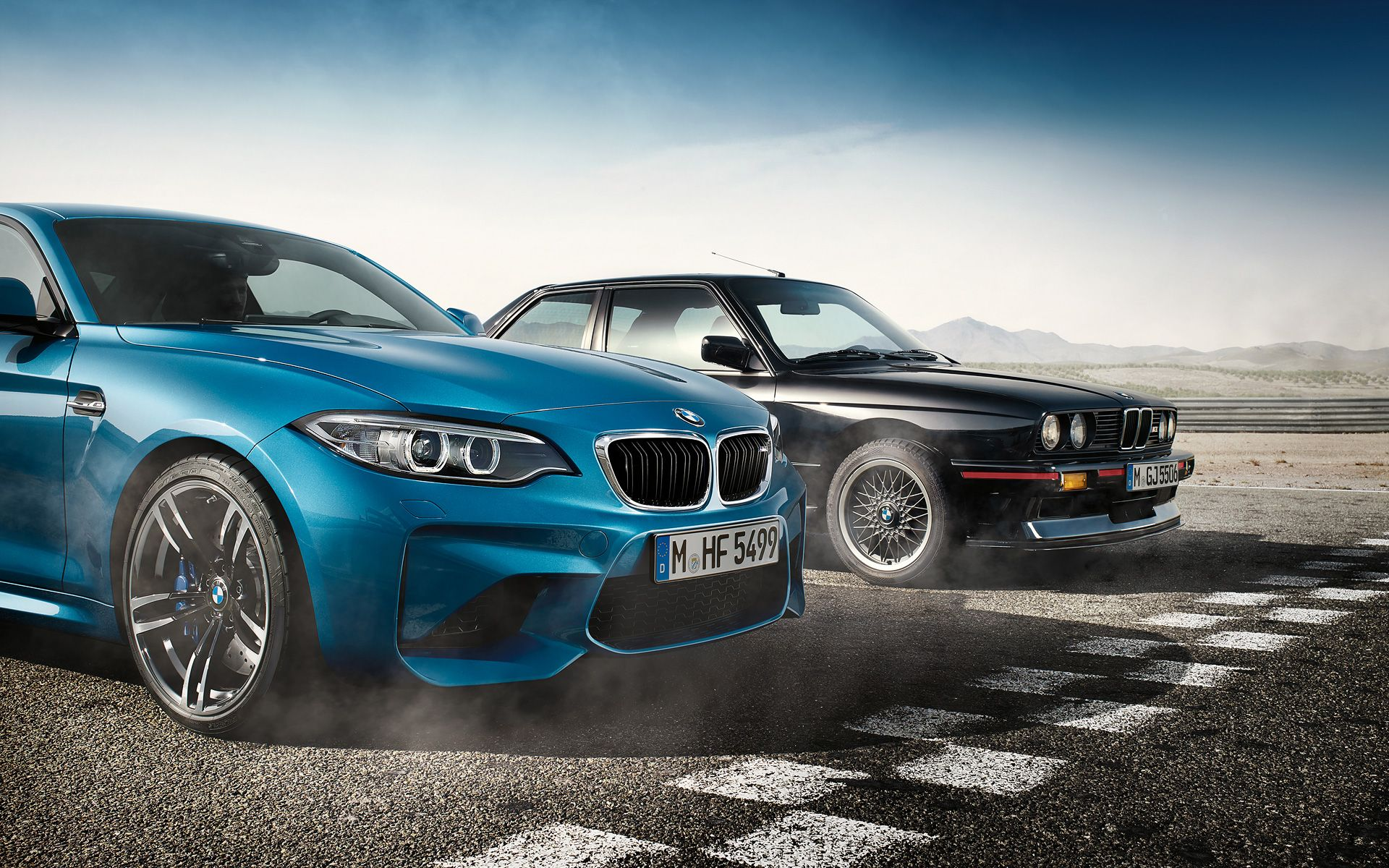 1920x1200 - BMW M2 Coupe Wallpapers 7