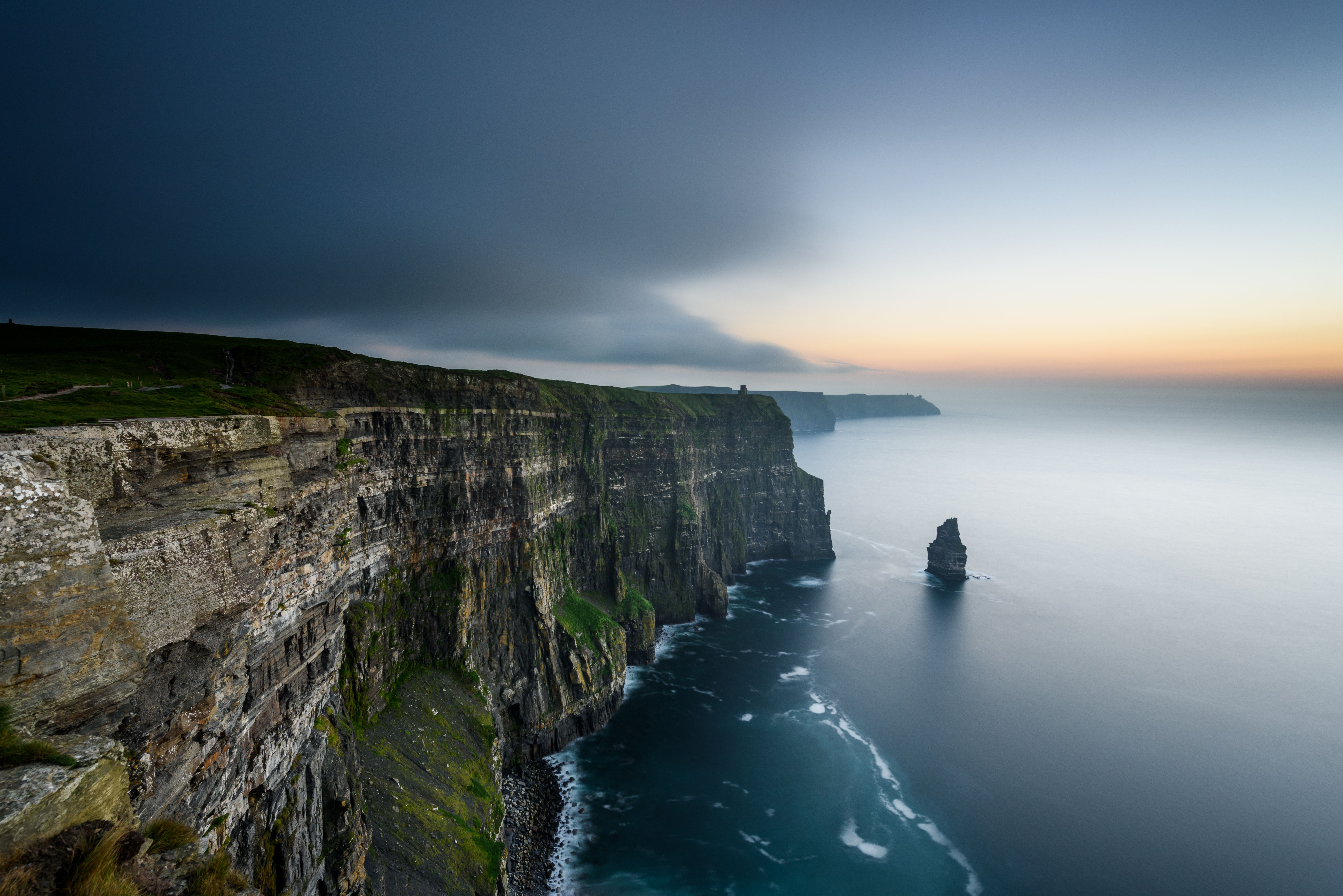 Cliffs Of Moher Wallpapers 31 Images Dodowallpaper