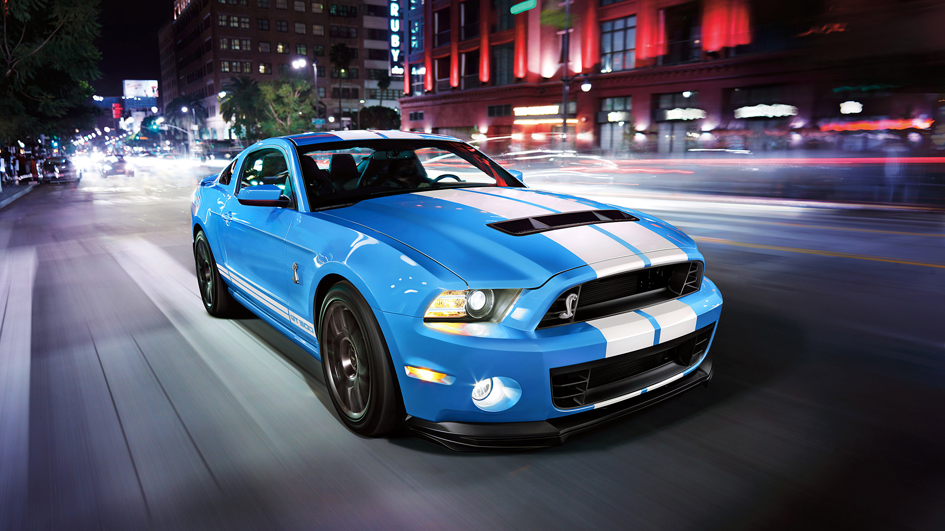 1920x1080 - Ford Mustang GT500 Wallpapers 30