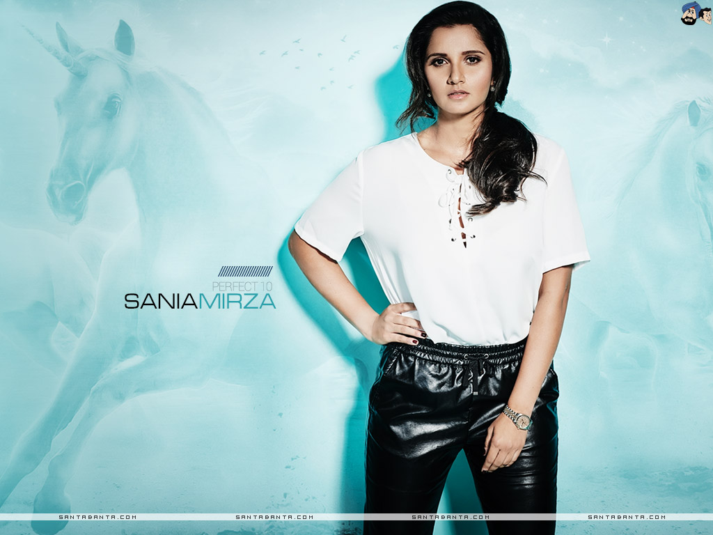 1024x768 - Sania Mirza Wallpapers 4