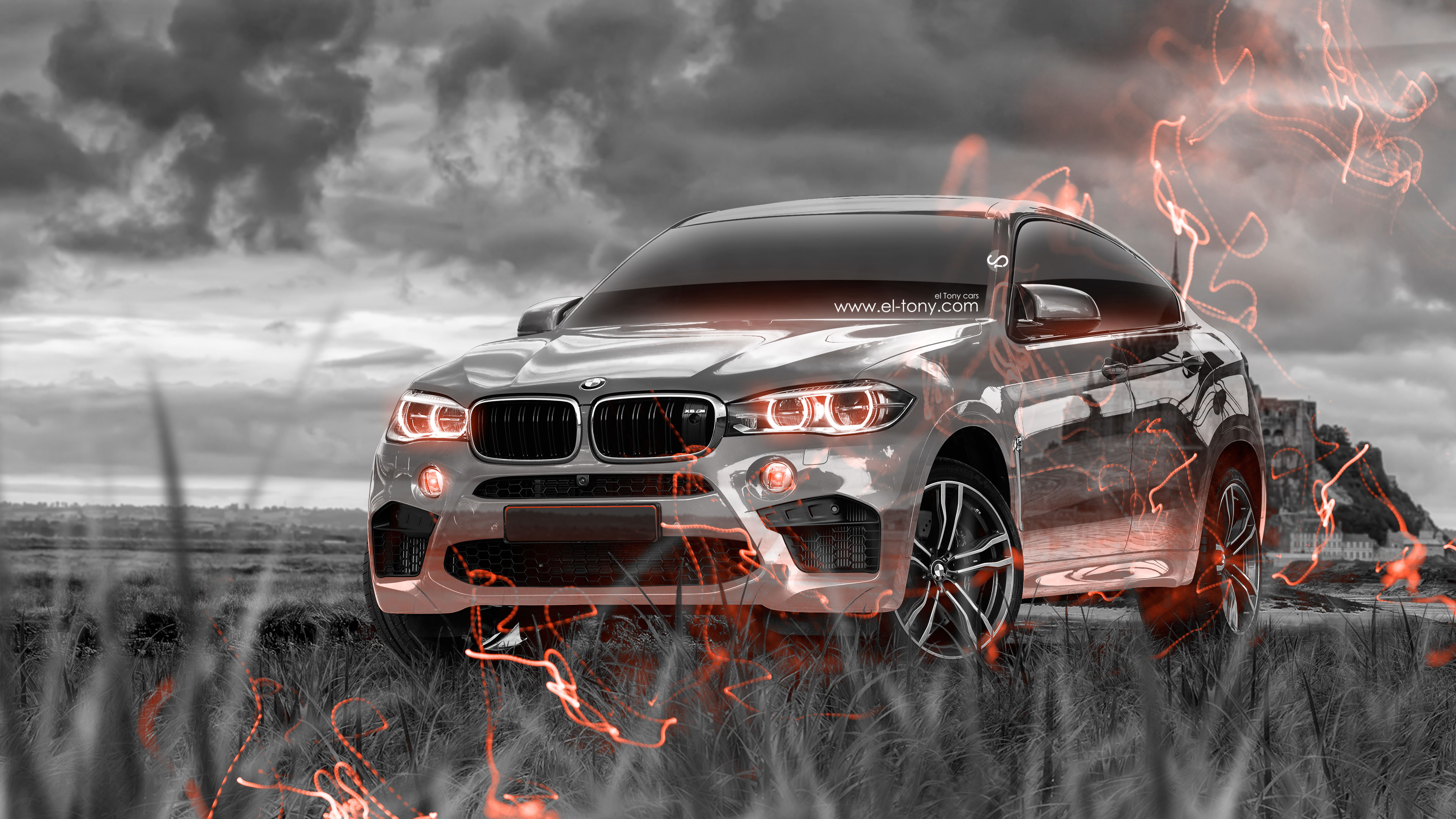 3840x2160 - BMW X6 Wallpapers 16