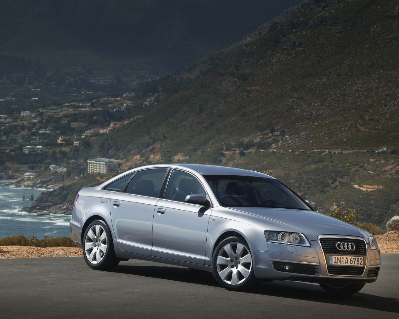 1280x1024 - Audi A6 Wallpapers 21
