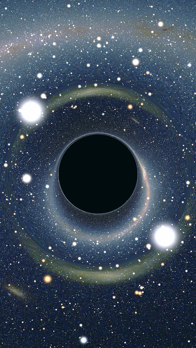 640x1136 - Black Hole Wallpapers 19