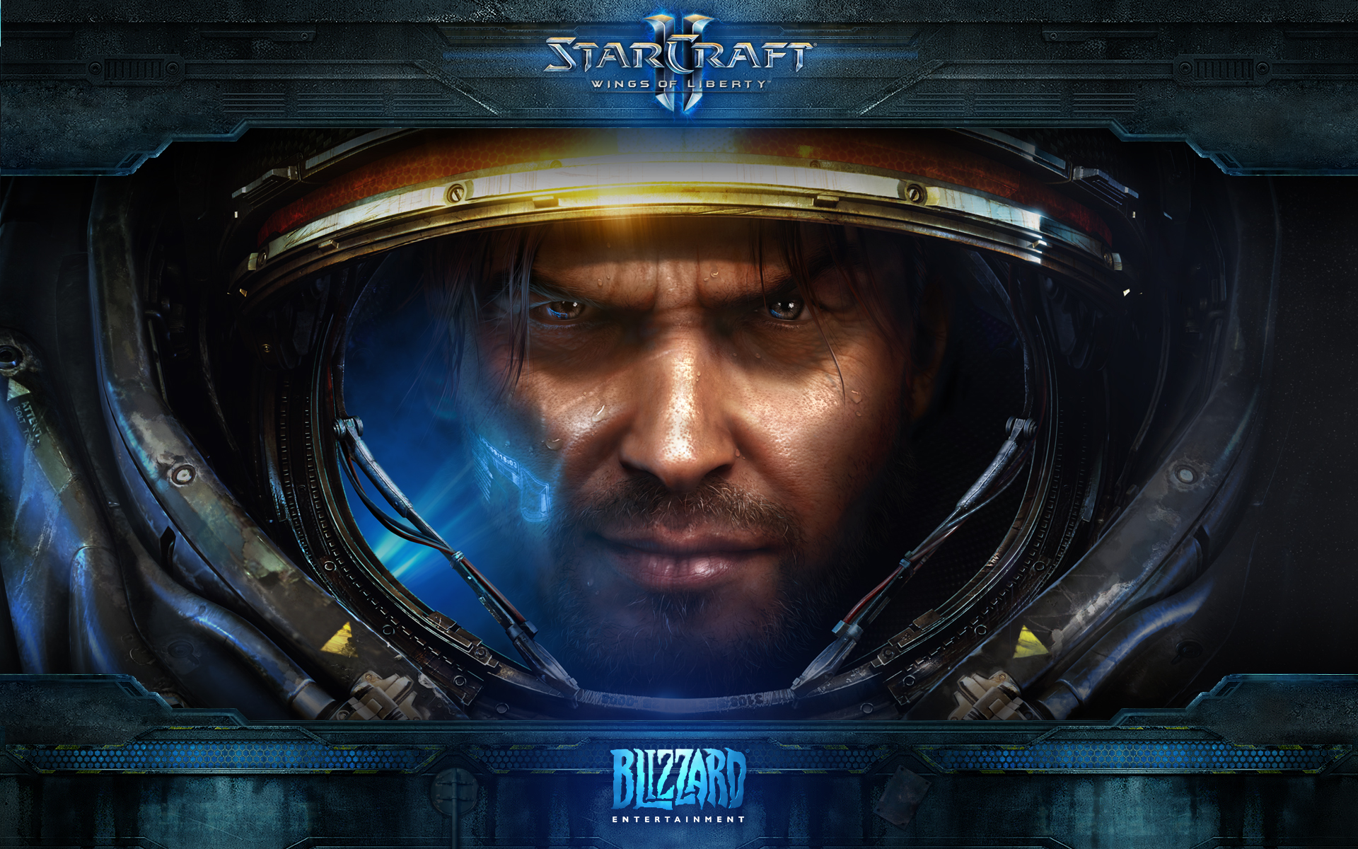 1920x1200 - Starcraft II: Wings Of Liberty HD Wallpapers 15