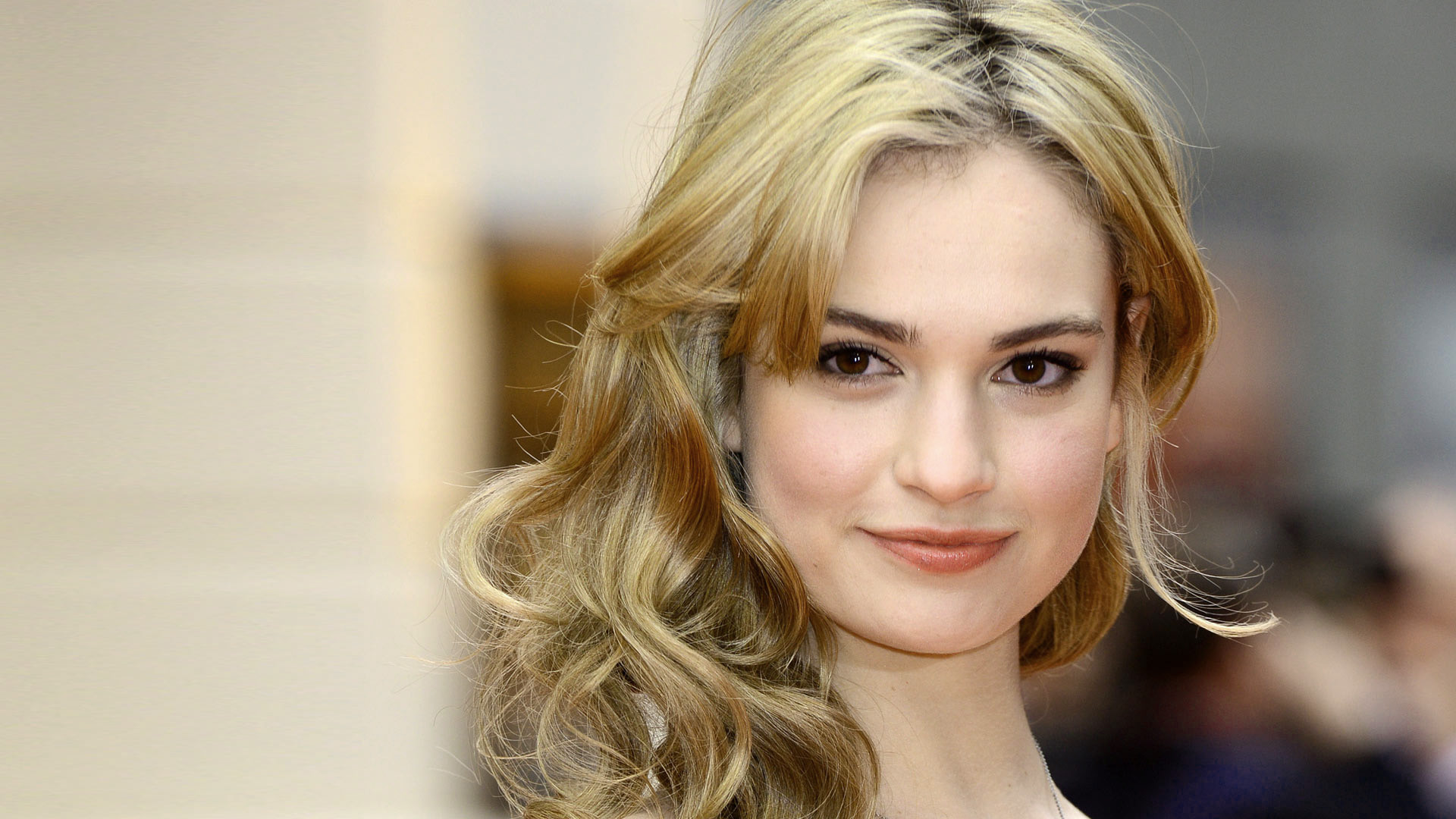 1920x1080 - Lily James Wallpapers 23