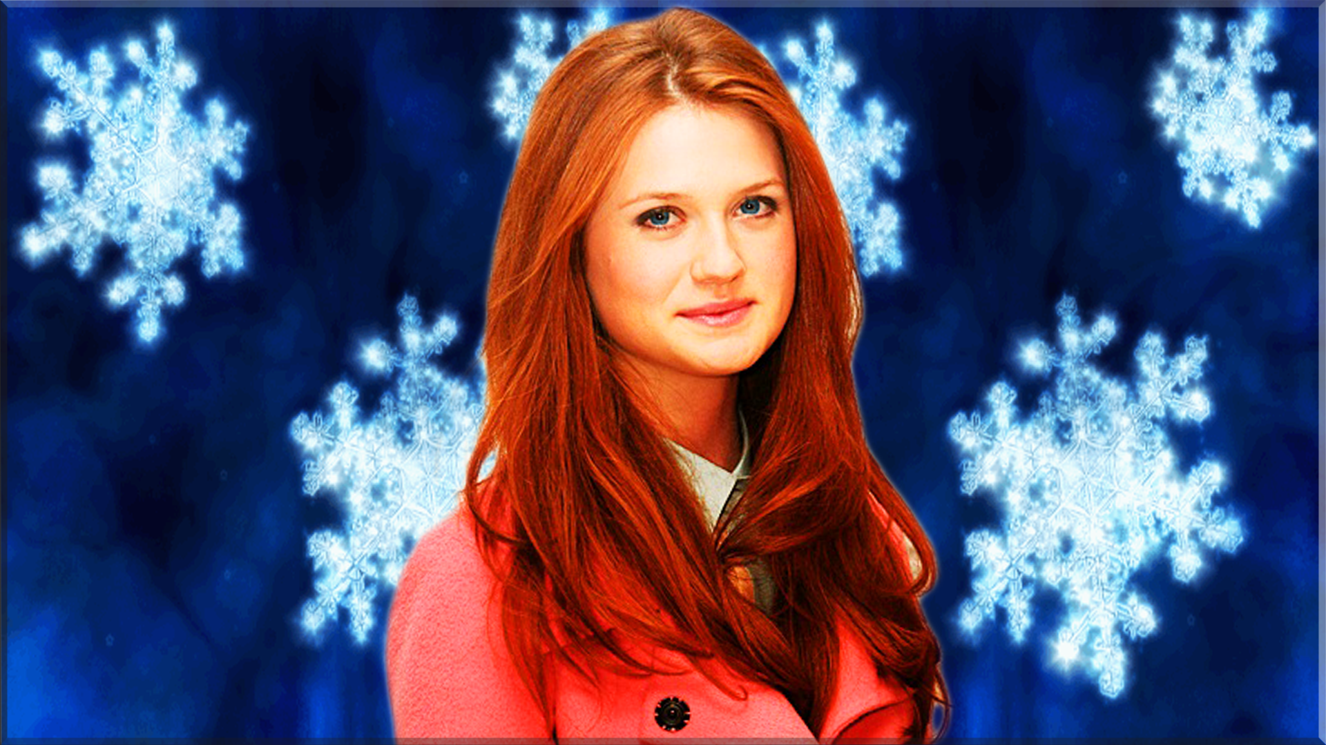 1920x1080 - Bonnie Wright Wallpapers 2