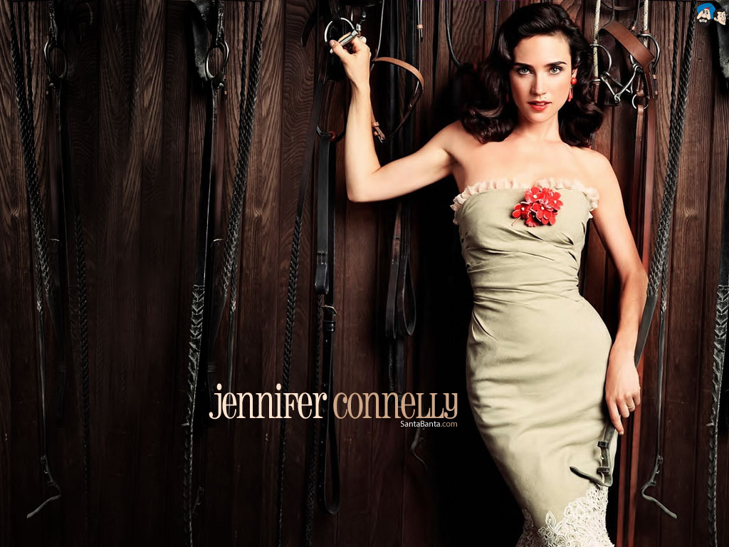 1024x768 - Jennifer Connelly Wallpapers 17