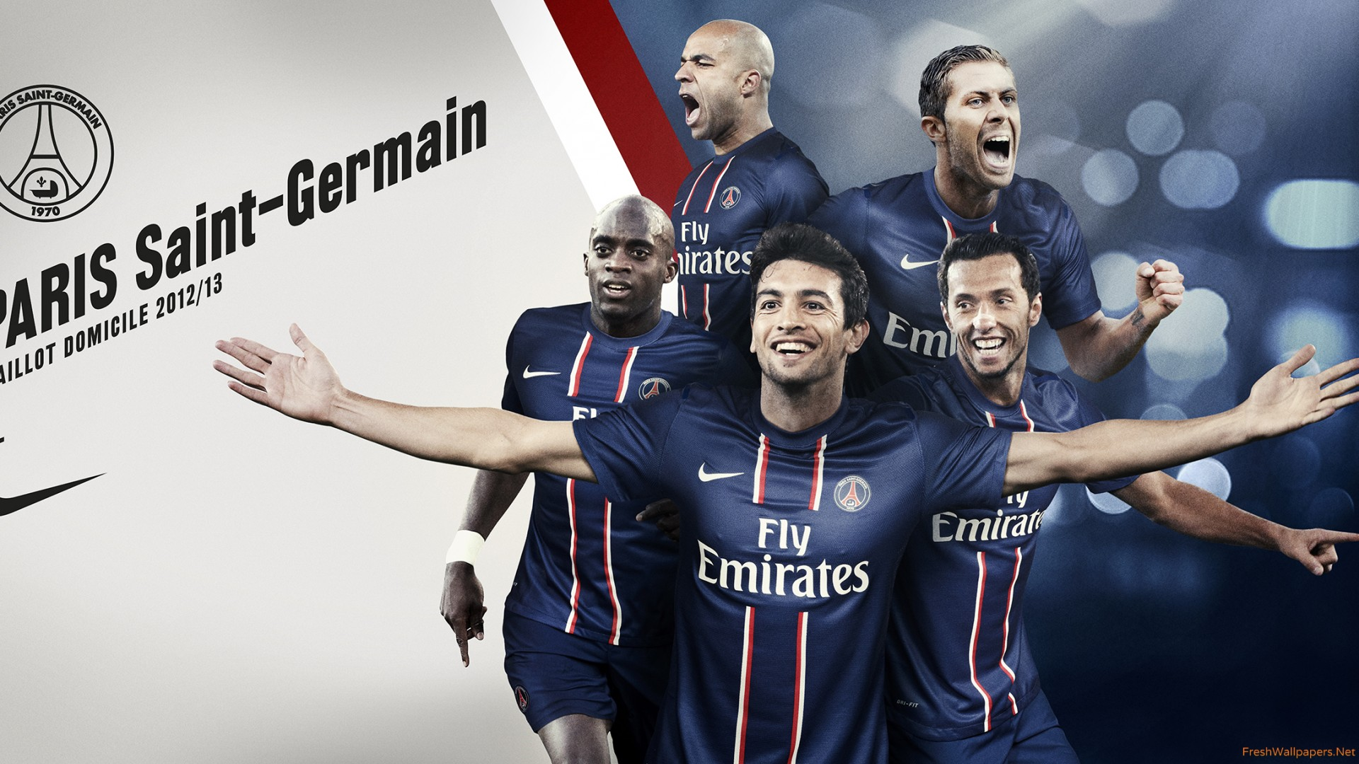1920x1080 - Paris Saint-Germain F.C. Wallpapers 9