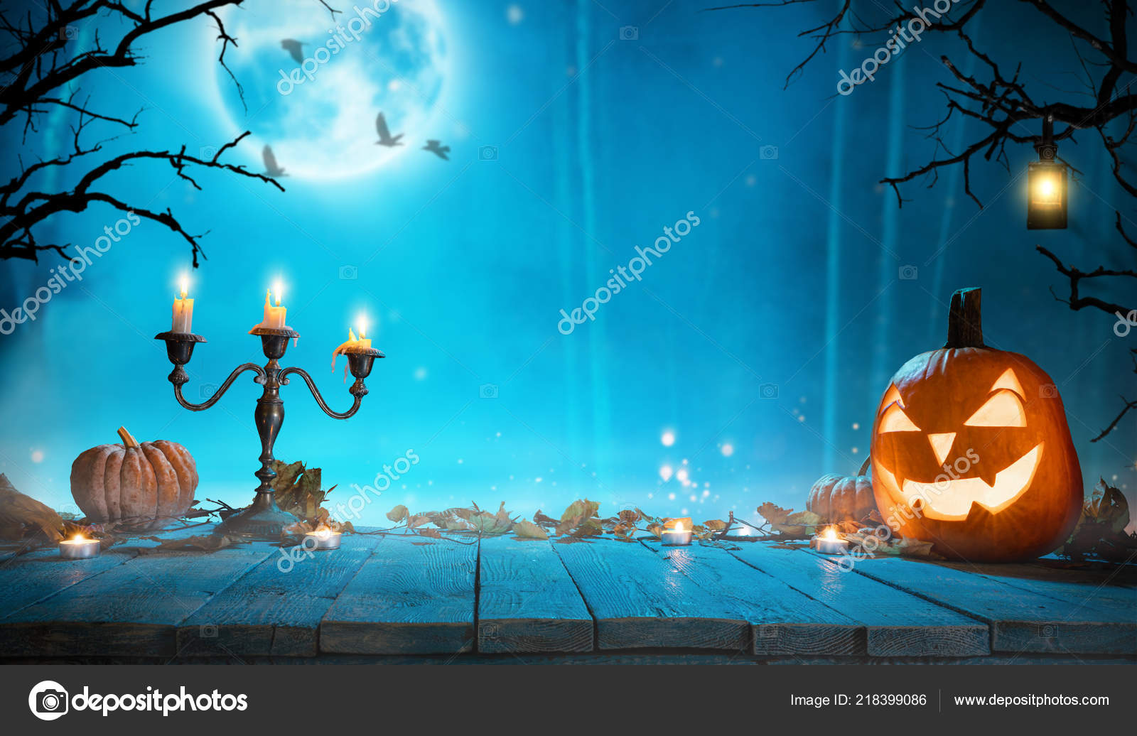 1600x1036 - Scary Halloween Background 43