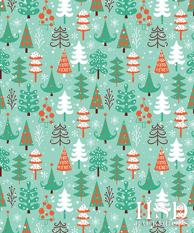 650x780 - Christmas Trees Backgrounds 49