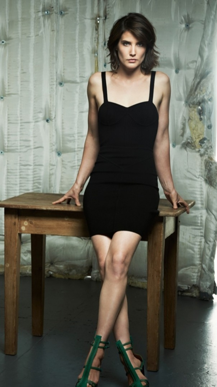 720x1280 - Cobie Smulders Wallpapers 23