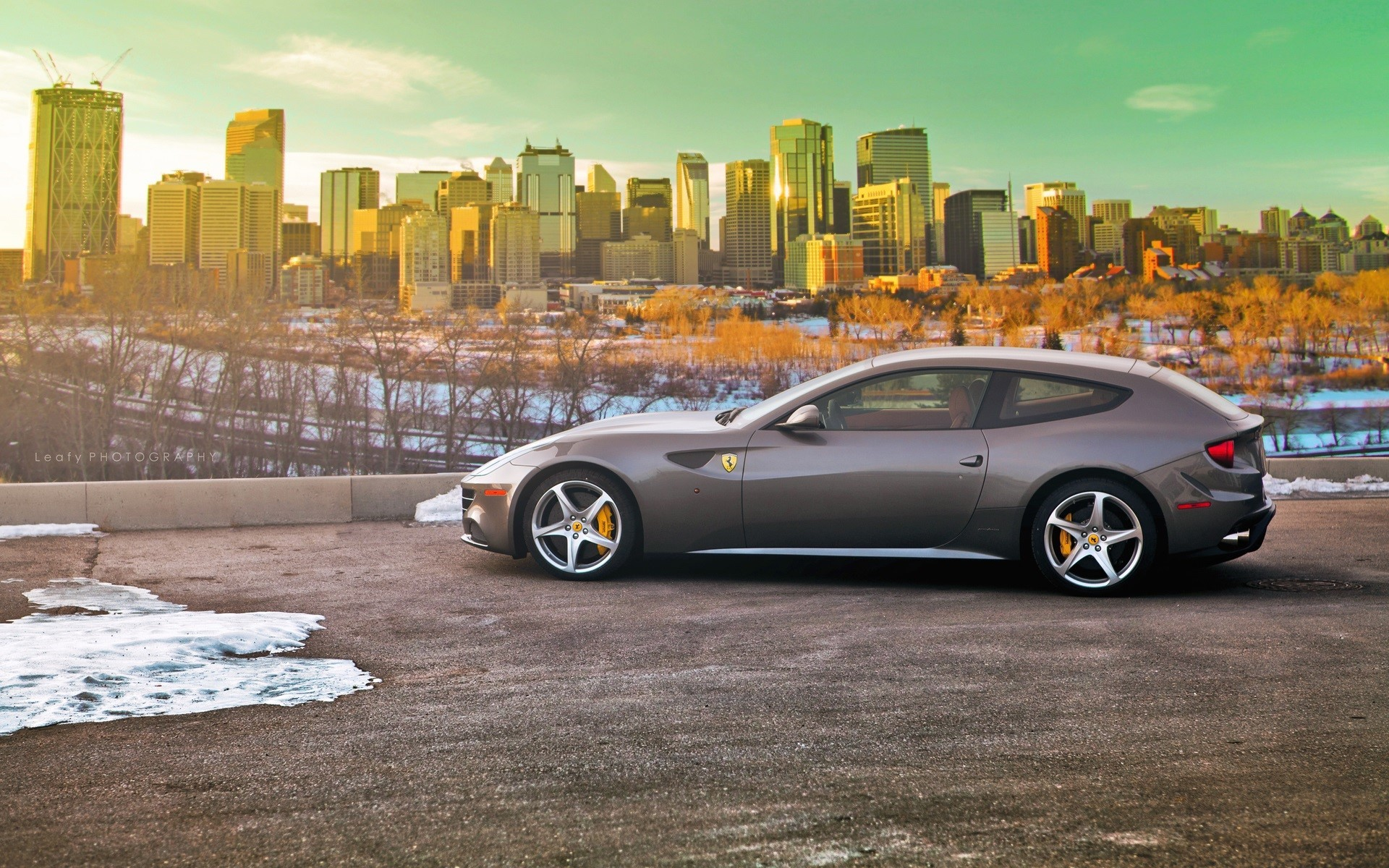 1920x1200 - Ferrari FF Wallpapers 2