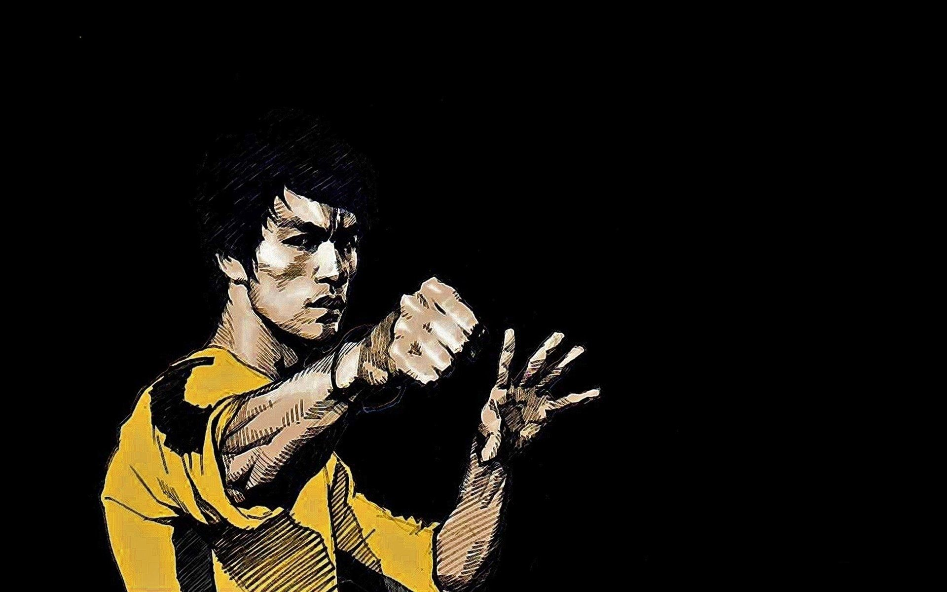 1920x1200 - Bruce Lee Wallpapers 3