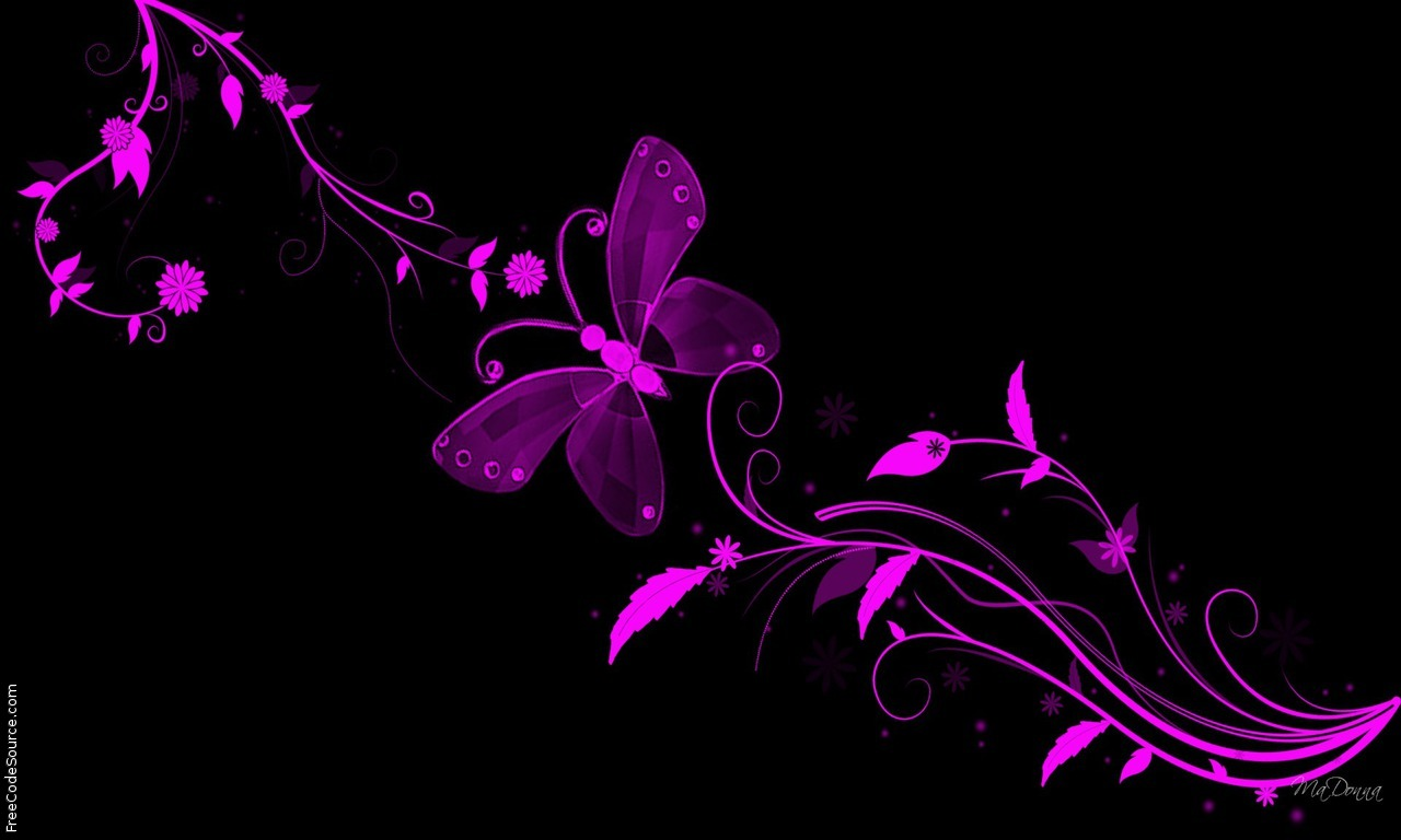 1280x768 - Pretty Butterfly Backgrounds 16