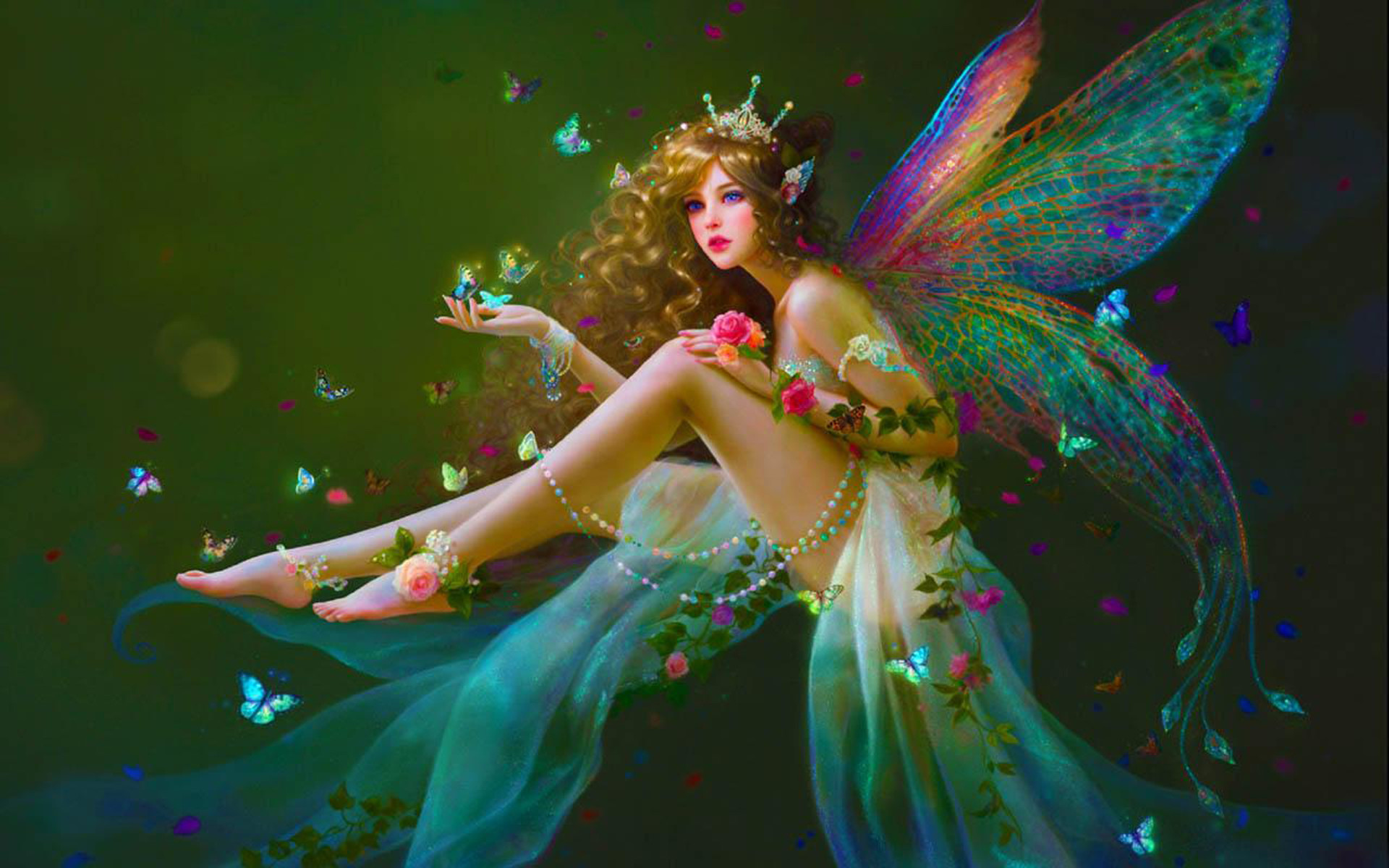 1920x1200 - Fairy Wallpapers 15