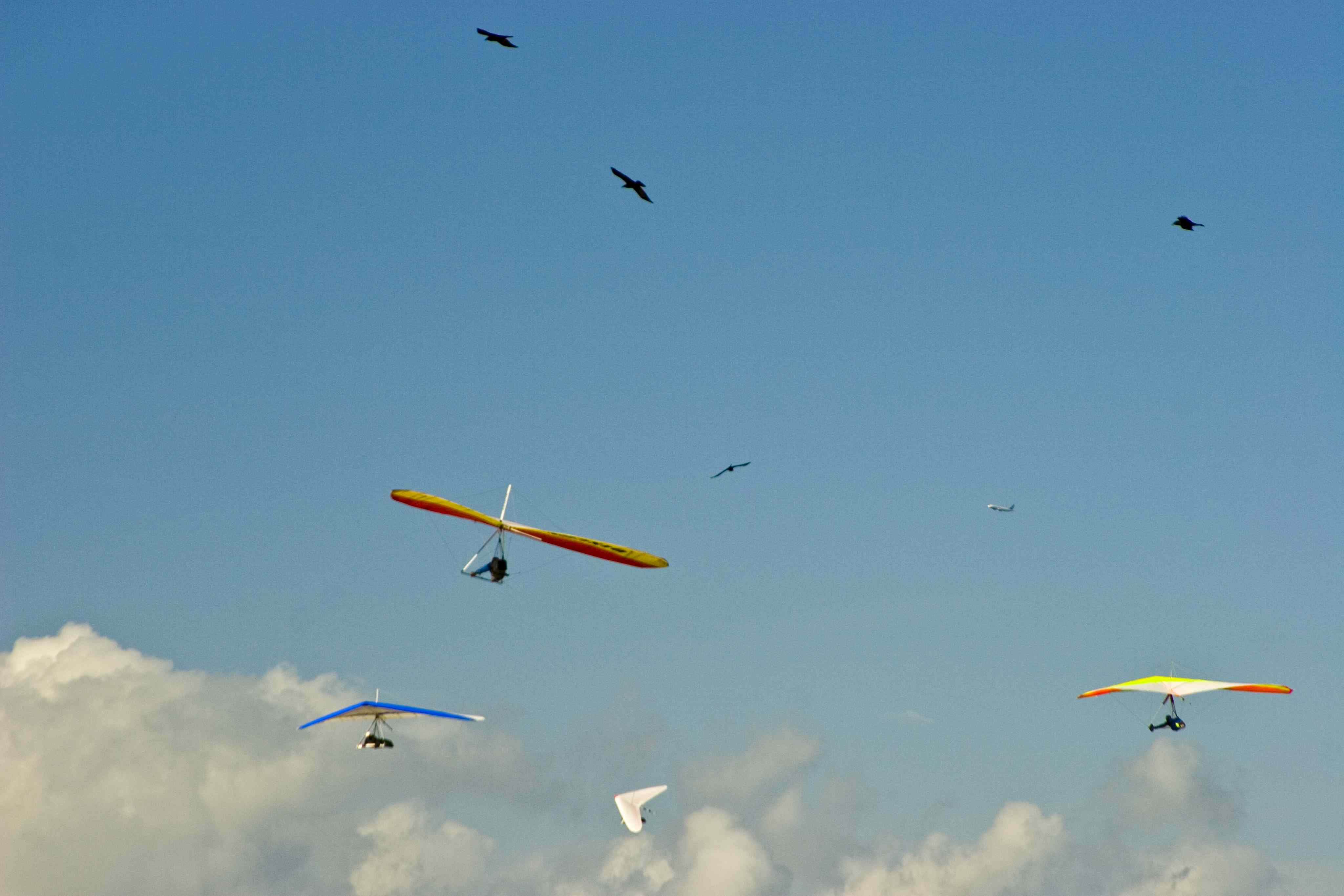 4096x2731 - Hang Gliding Wallpapers 29