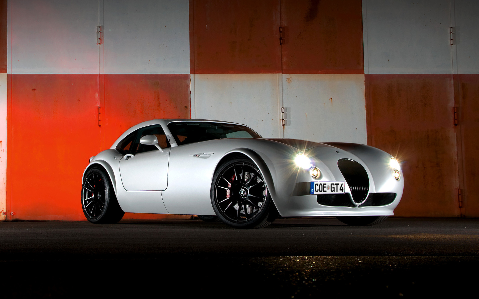 1920x1200 - Wiesmann GT MF4 Wallpapers 1