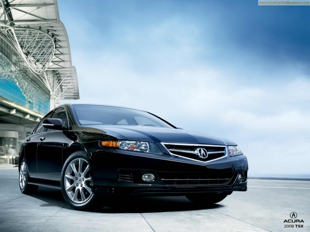 1024x768 - Acura TSX Wallpapers 18