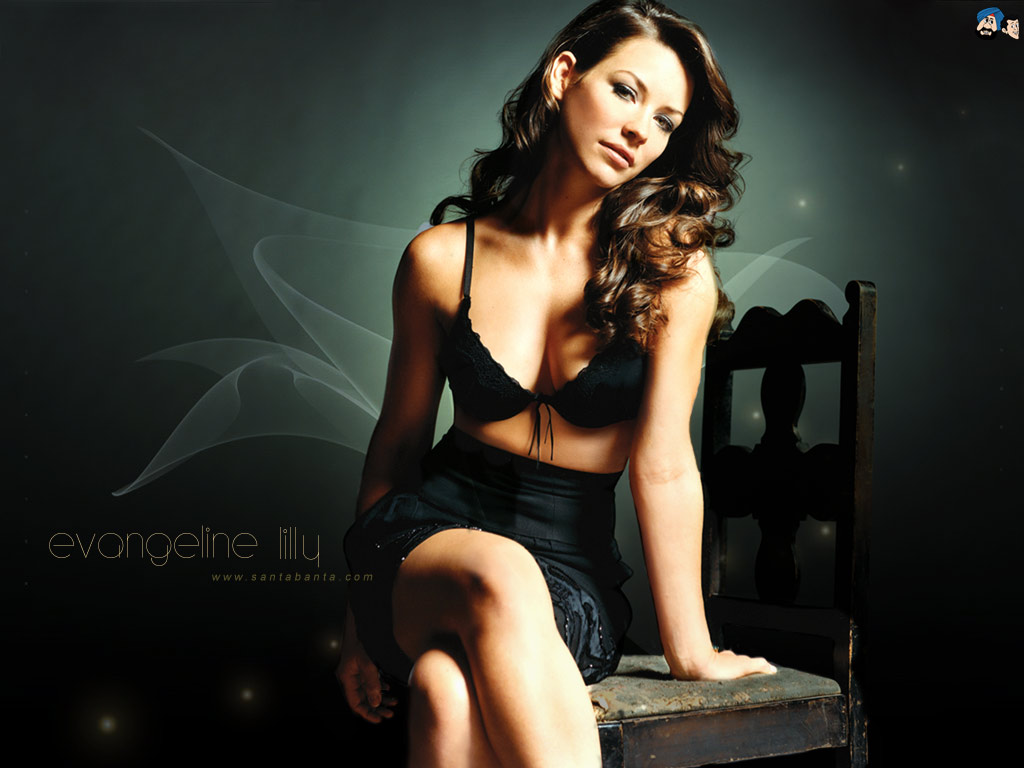 1024x768 - Evangeline Lilly Wallpapers 10
