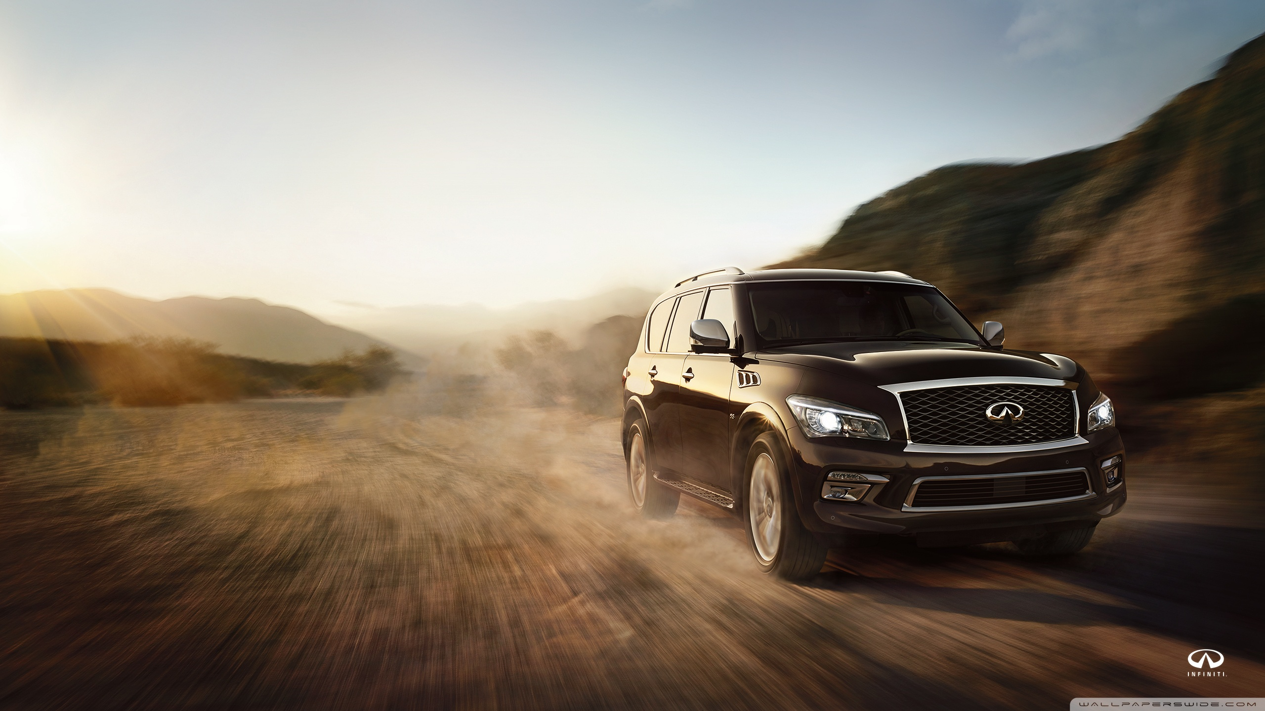 2560x1440 - Infiniti QX80 Wallpapers 6