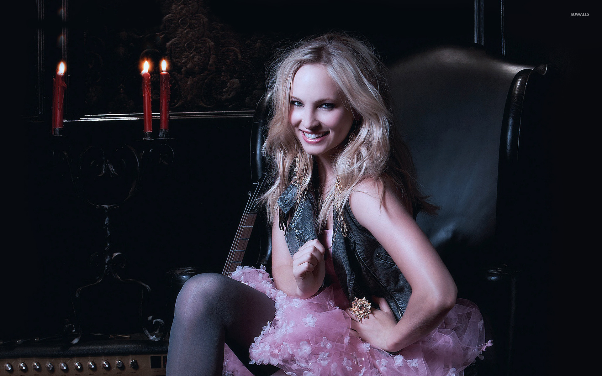 1920x1200 - Candice Accola Wallpapers 21