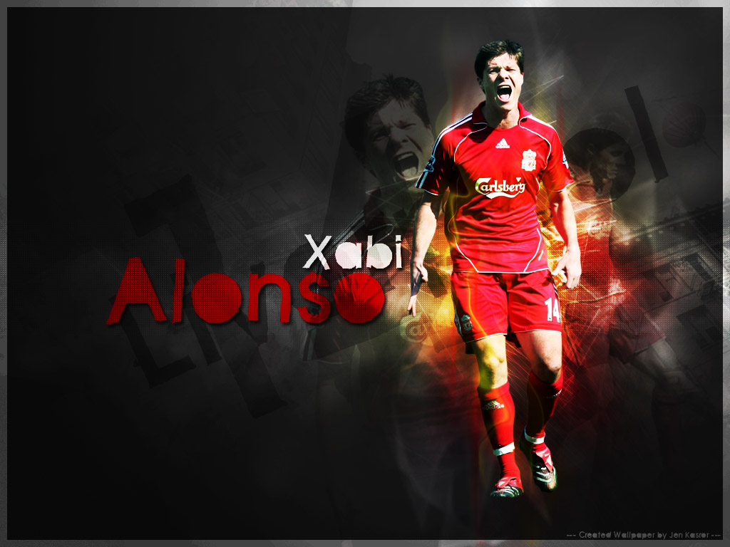 1024x768 - Xabi Alonso Wallpapers 13