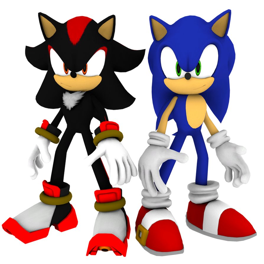 894x894 - Sonic and Shadow 20
