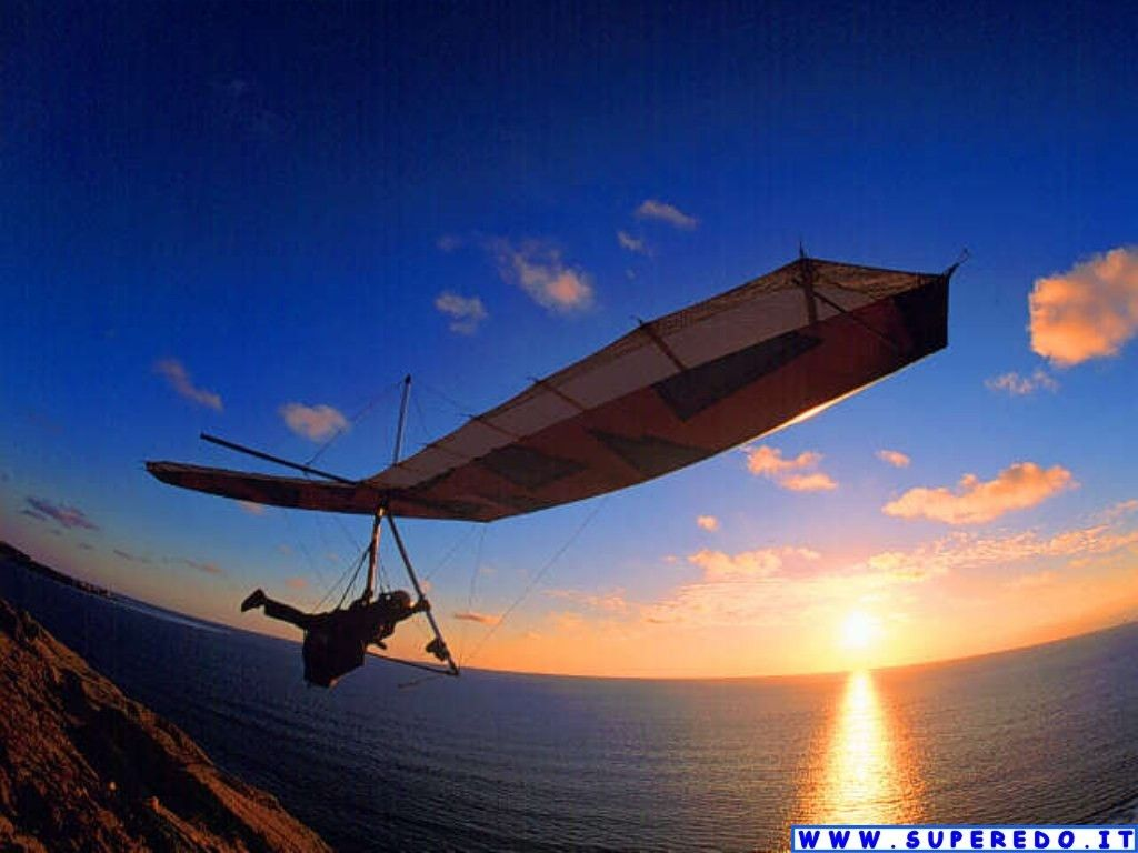 1024x768 - Hang Gliding Wallpapers 13