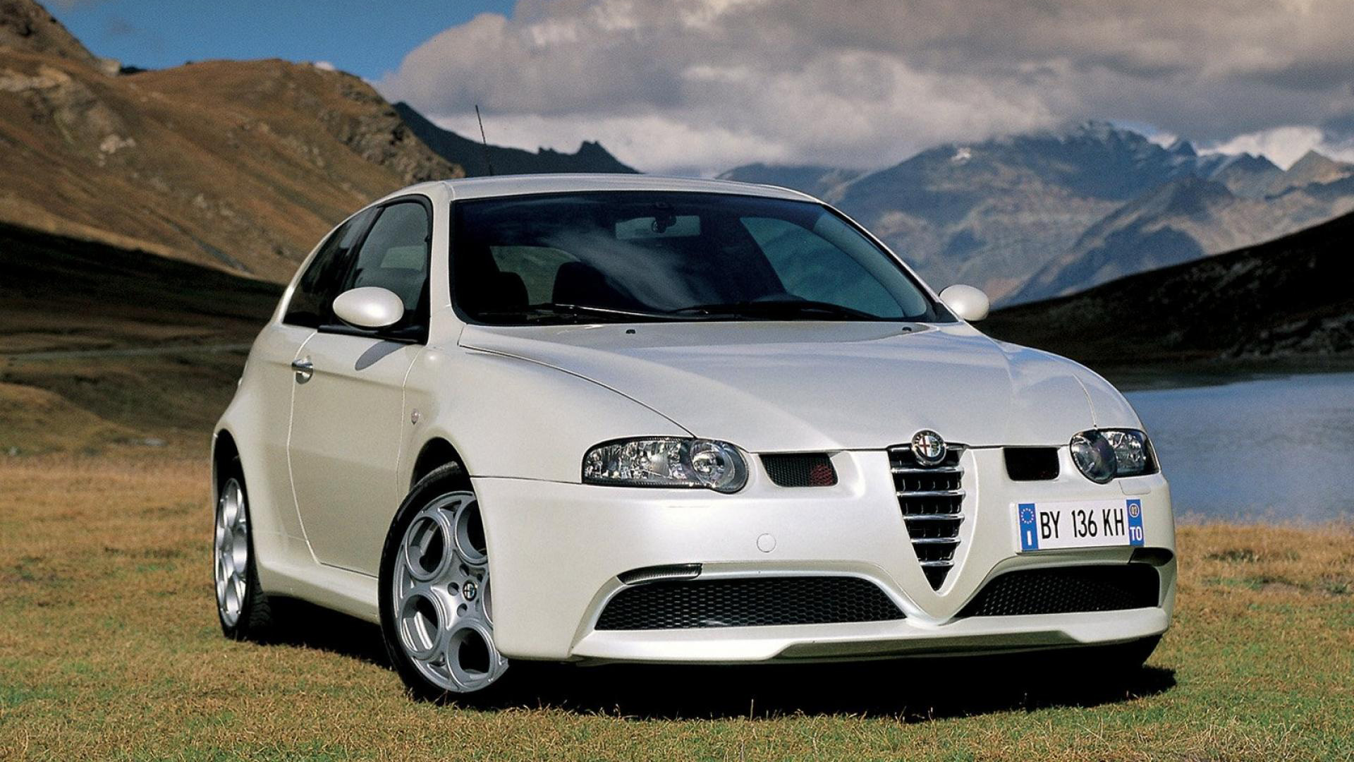 1920x1080 - Alfa Romeo 147 Wallpapers 21