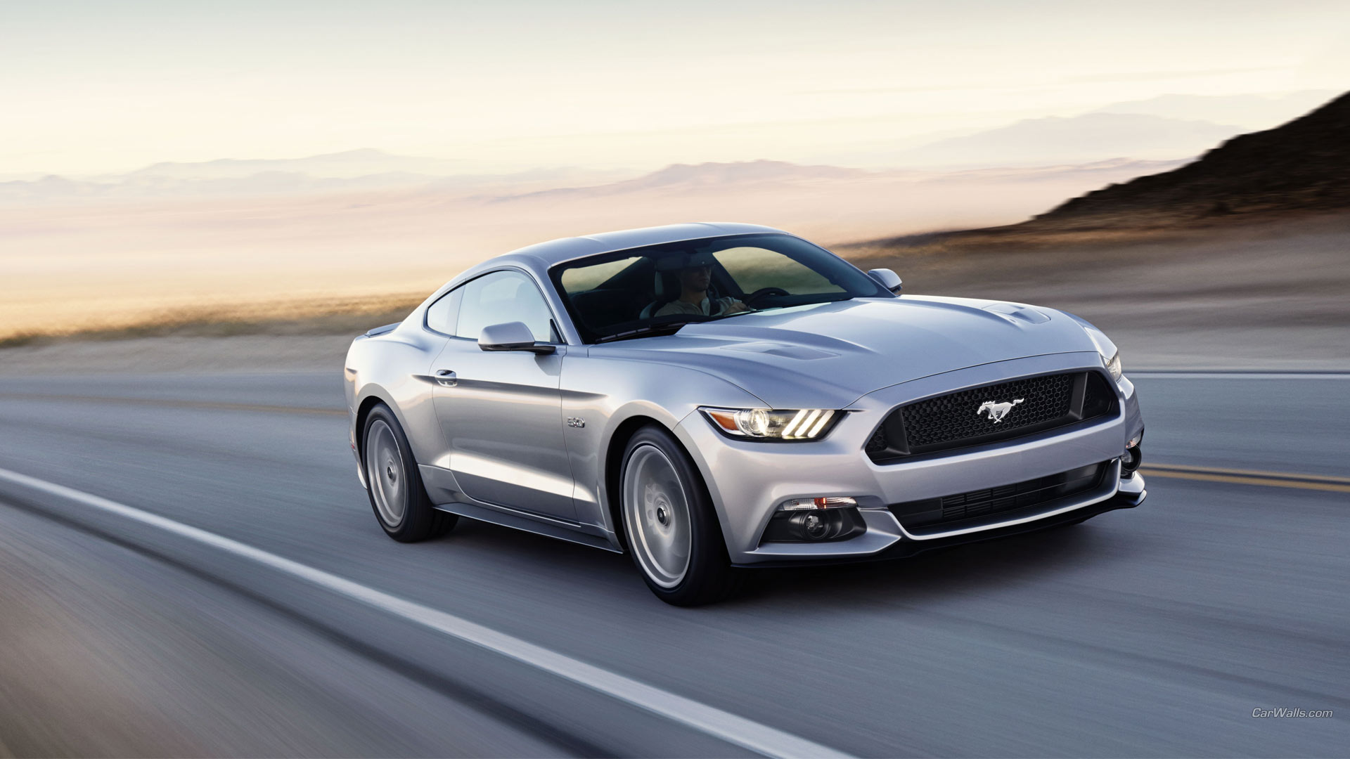 1920x1080 - Ford Mustang GT Wallpapers 24