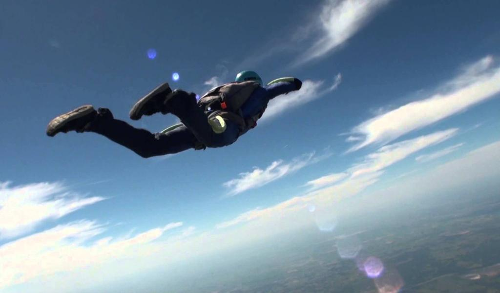 1024x600 - Skydiving Wallpapers 28