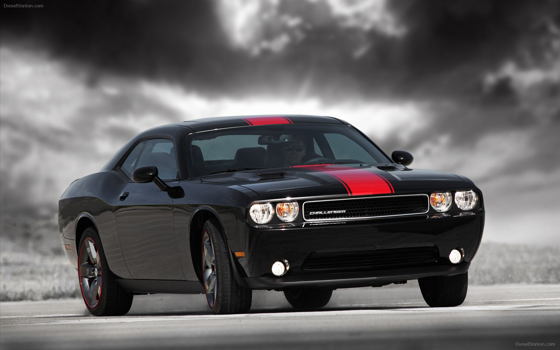 1920x1200 - Dodge Challenger Rallye Wallpapers 7